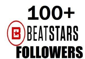 Give you High Quality 100+ beatstars Followers