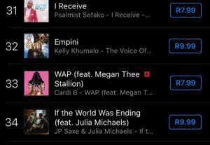 I will put your song on itunes chart and increase your sales