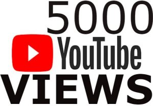 i will send you 5000 YouTube Views INSTANT START