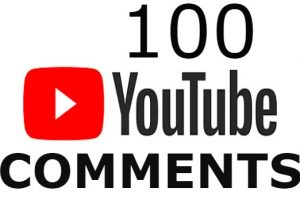 Send you real 100 YouTube Random OR custom comments INSTANT