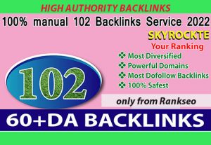 100 Manual 4 Step Backlinks Service for Your Google Ranking