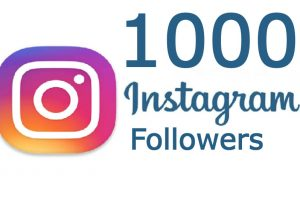 1000 real worldwide Instagram Follower OR 1000 likes