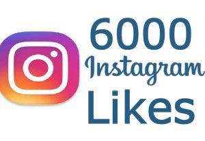 6000+ Instagram Likes worldwide NON Drop Guaranteed